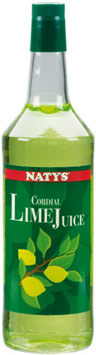 Cordial Lime Juice Naty's