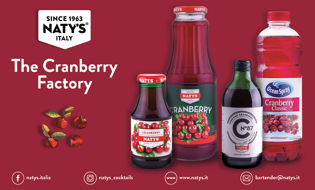 NATY'S, THE CRANBERRY FACTORY.