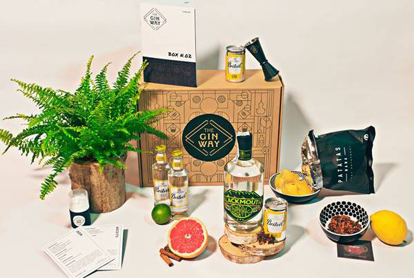 Britvic, la tonica della box #2 The Gin Way
